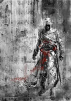 Altair - Assassin's Creed by WisesnailArt