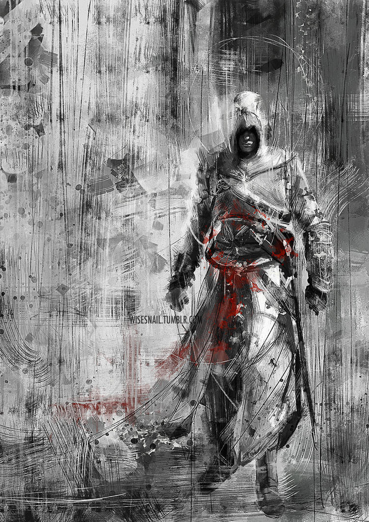 Altair - Assassin's Creed by Namecchan
