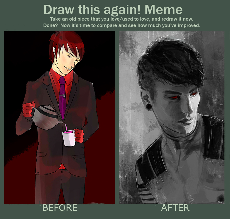 Before and After by Namecchan