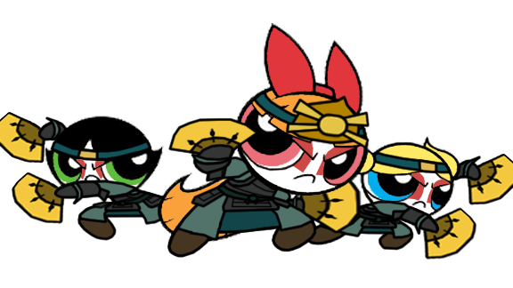 Kyoshi Puffs by Death-Driver-5000