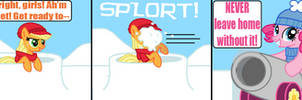 Snowball Fight 3 by Death-Driver-5000