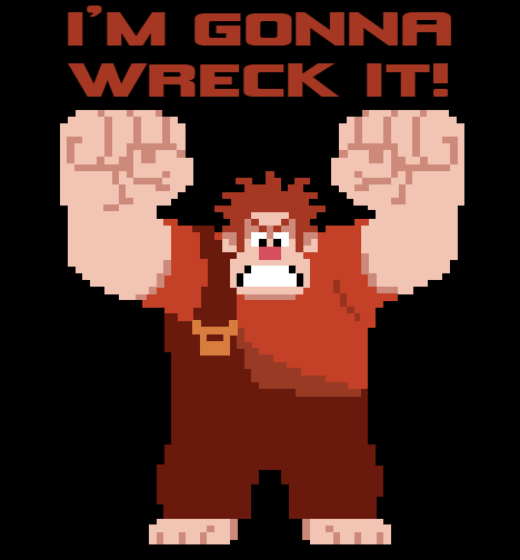 Wreck-It Ralph by Death-Driver-5000