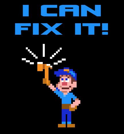 Fix-It Felix Jr  by Death-Driver-5000 on DeviantArt