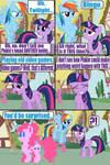 Pinkie's new hobby 2