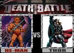 Death Battle Fight Idea 46