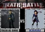 Death Battle Fight Idea 48