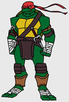 Raphael by Death-Driver-5000