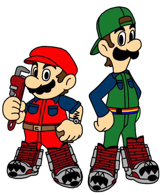 The Super Mario Bros By Death Driver 5000 On Deviantart