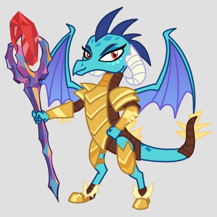 Dragon Lord Ember by Death-Driver-5000