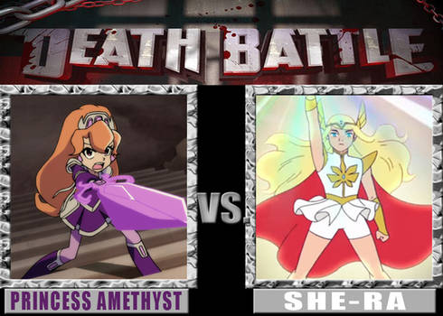 Death Battle Fight Idea 85