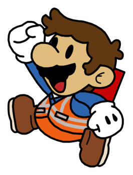 Everything is awesome in the Mushroom Kingdom