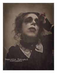 Silent film (2) by MamzelleThorgard