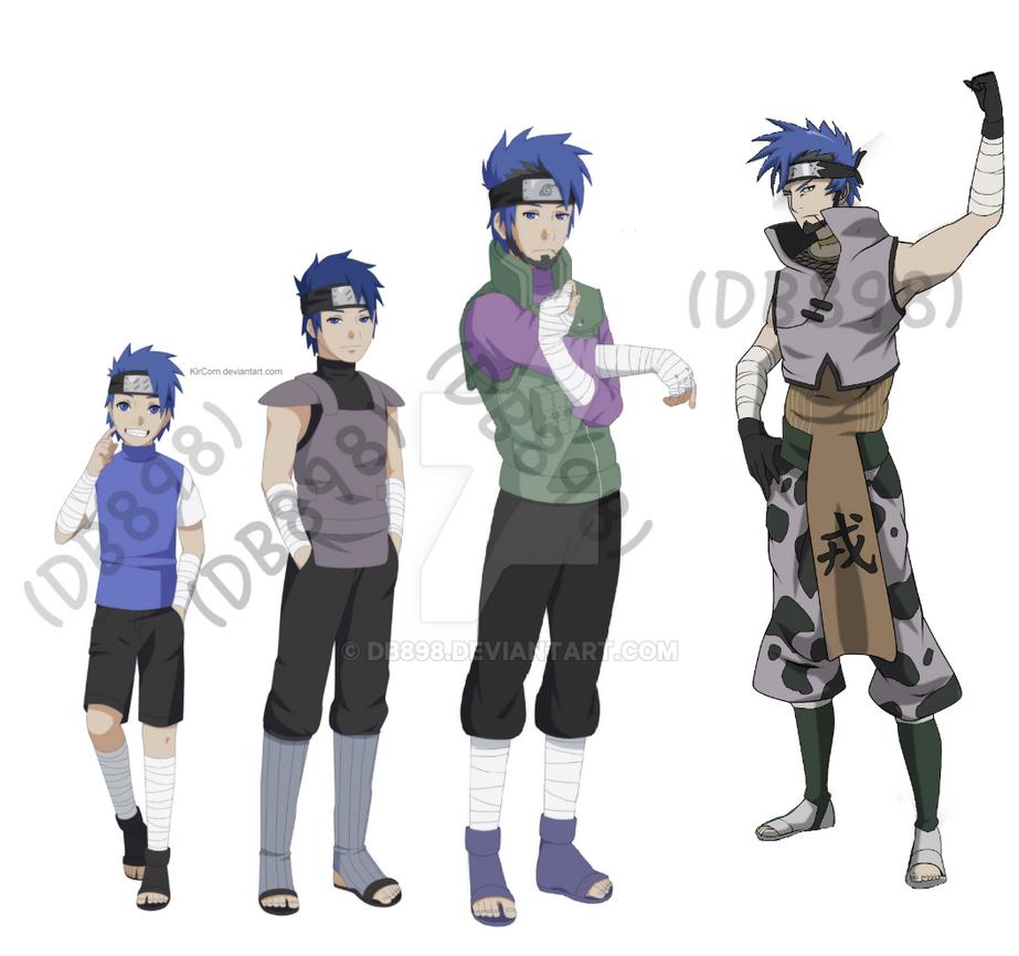 Naruto Character Creator Game Deviantart