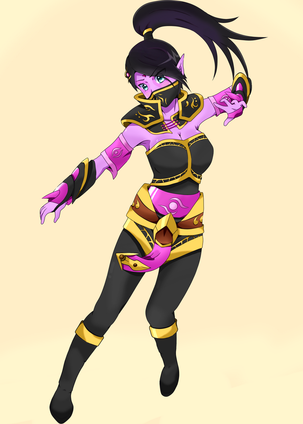 Templar assassin dota 2 by arief7 on DeviantArt