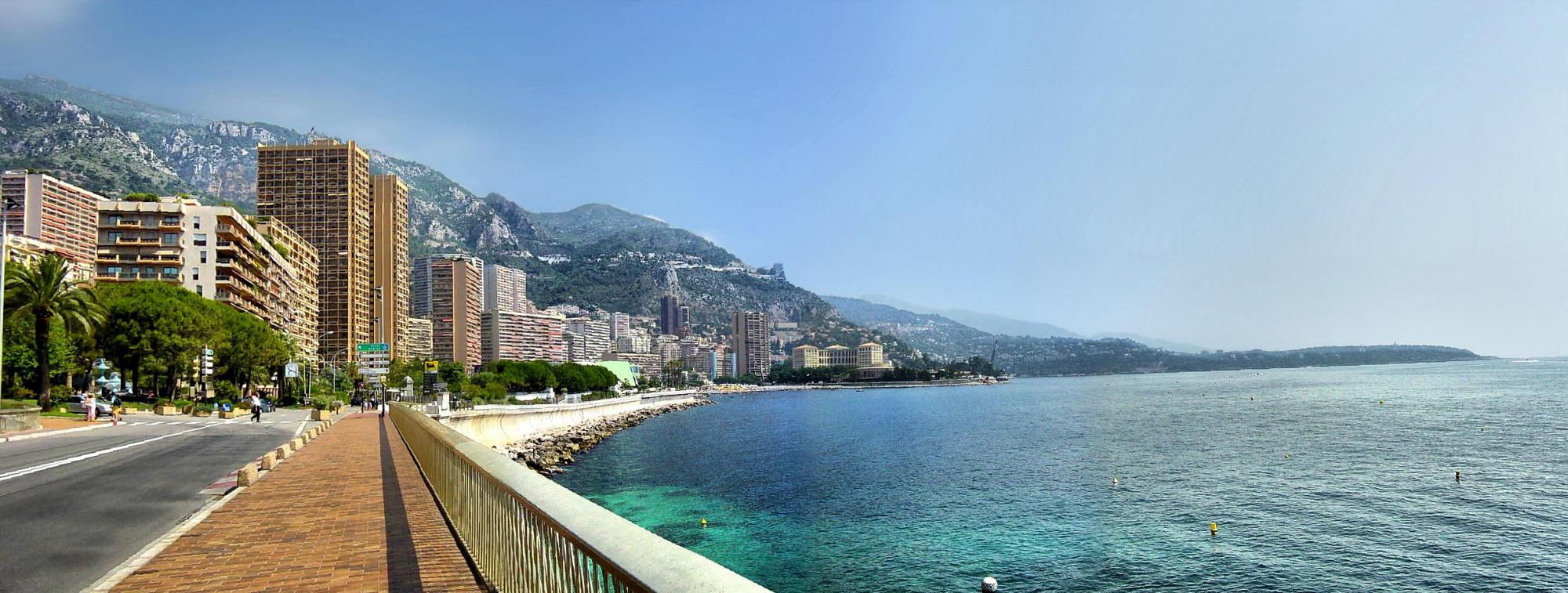 Monaco by LaNii