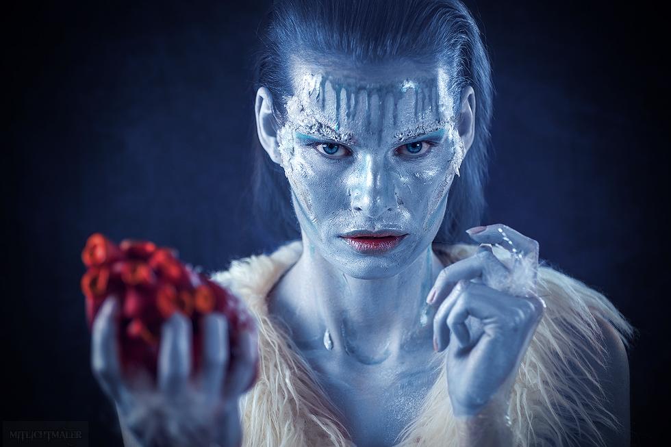 Icequeen II by mitlichtmaler