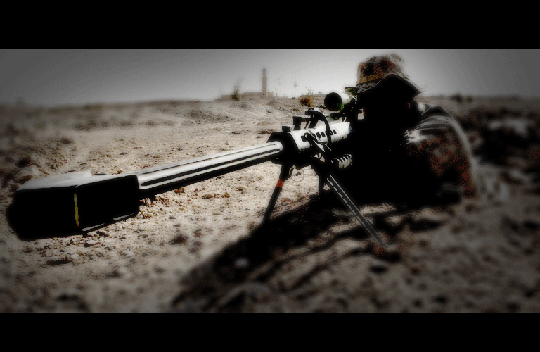 Marine Scout Sniper by Light1025