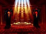 Deserted Throne Room