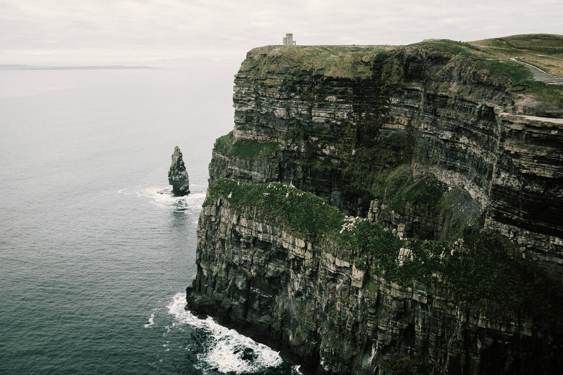 Cliffs of Moher  II by x-horizon