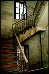 The Sad Poem of a Dead Stair