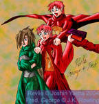 Weasley's Discovery by joshin-yasha