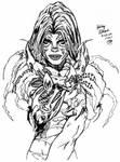 Witchblade +2+ by joshin-yasha
