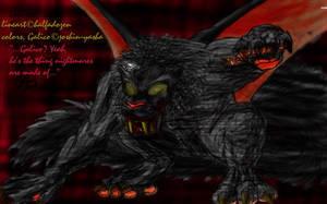 Galico +daemon form+ by joshin-yasha