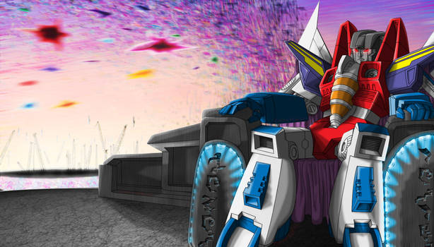 All Hail Starscream +wallpaper+