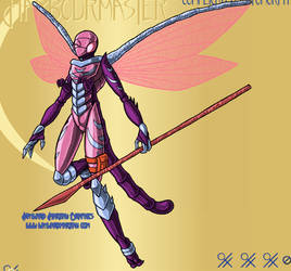 Wayward Bug 01 for contest/statistic by joshin-yasha