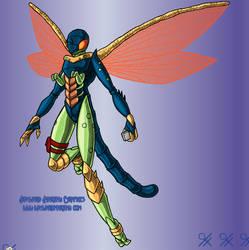 Wayward Bug 02 for contest/statistic by joshin-yasha