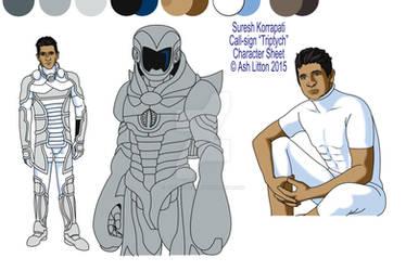 Suresh Korrapati - Character Sheet