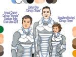 SMR-3 - Character Sheet
