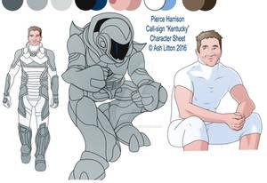 Pierce Harrison - Character Sheet