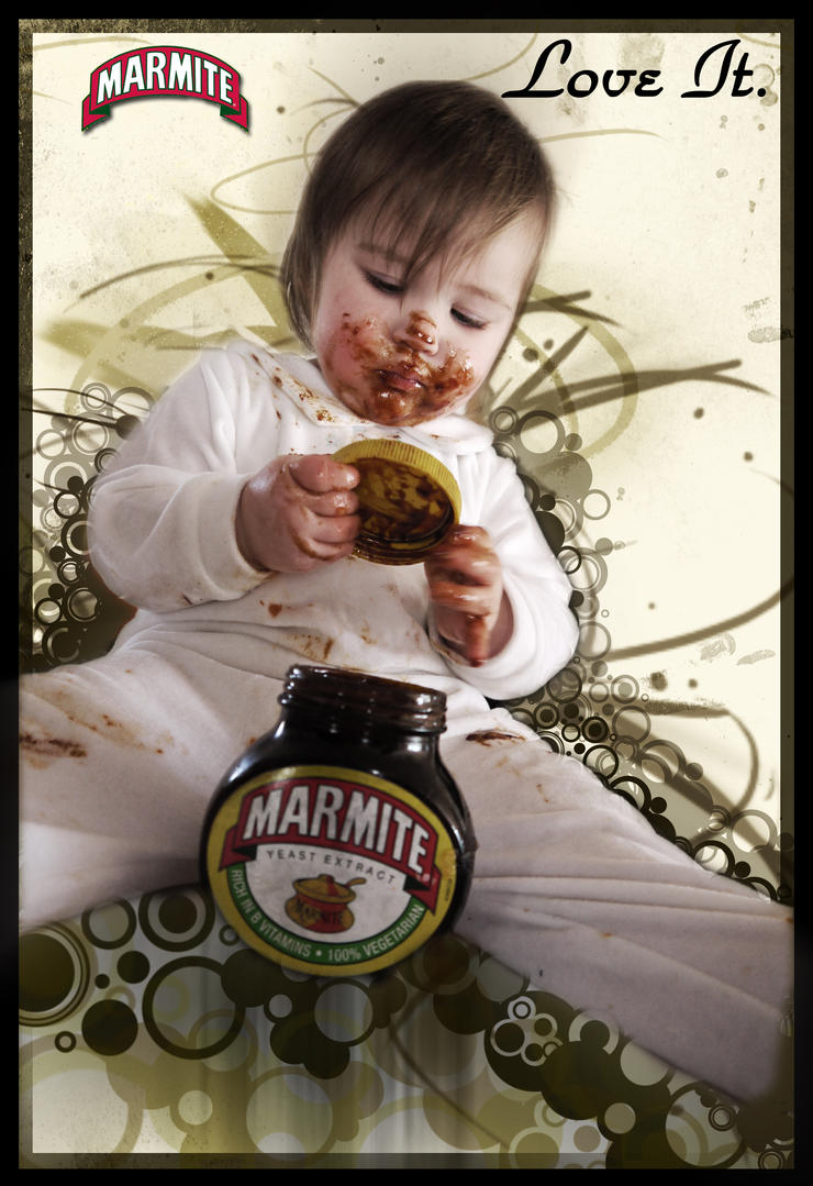 Marmite Fan by j-trogen