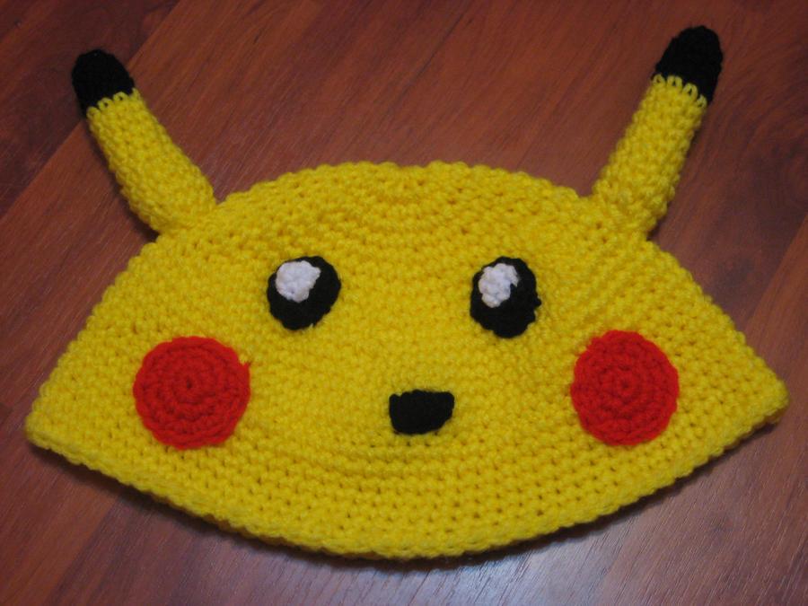 Free Crochet Pattern Pokemon Hat Pakbit For