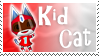 Kid Cat Stamp OwO by DarkBloodPro