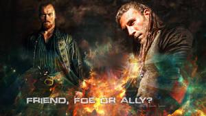 Friend, foe or ally
