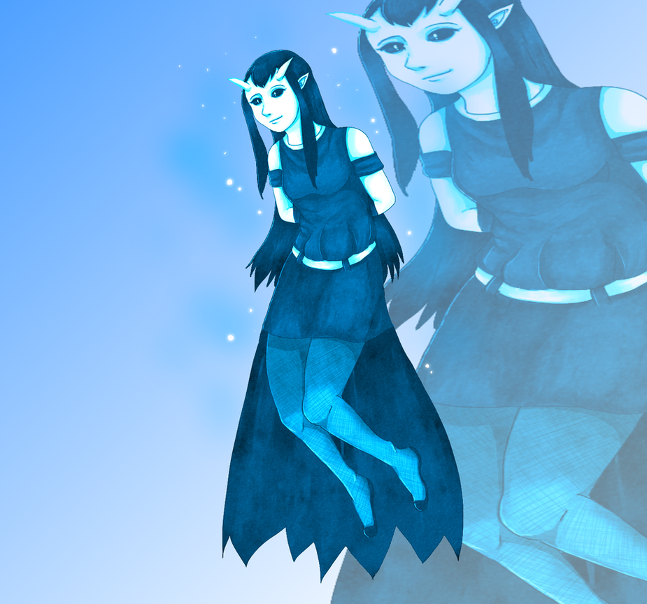 Lufilia Soul by wizard11