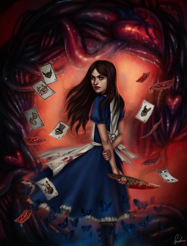 Alice Madness returns by fdasuarez