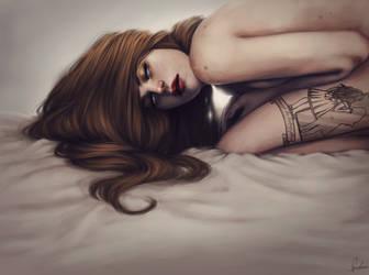 Death unfold me by fdasuarez