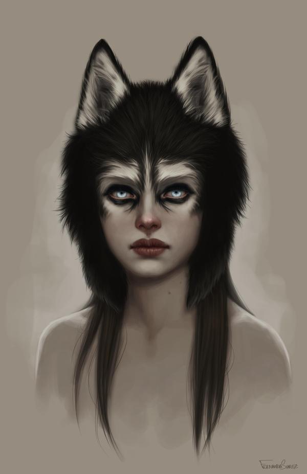 Husky by fdasuarez