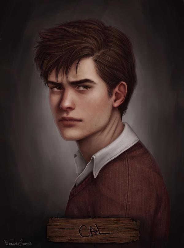 EoE: Caleb by fdasuarez