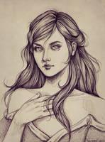 Sylvia by fdasuarez