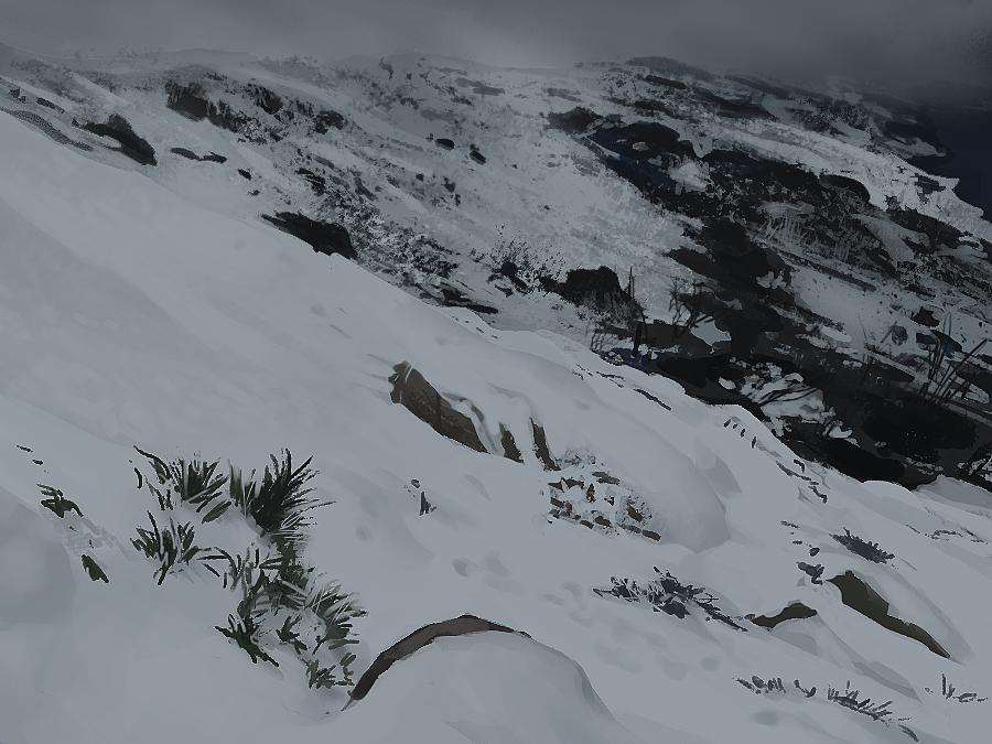 snow by fdasuarez