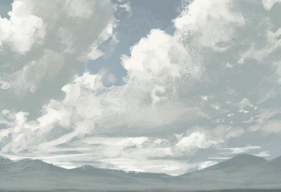 clouds by fdasuarez