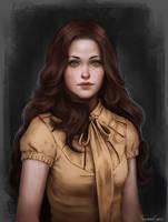 Maureen by fdasuarez
