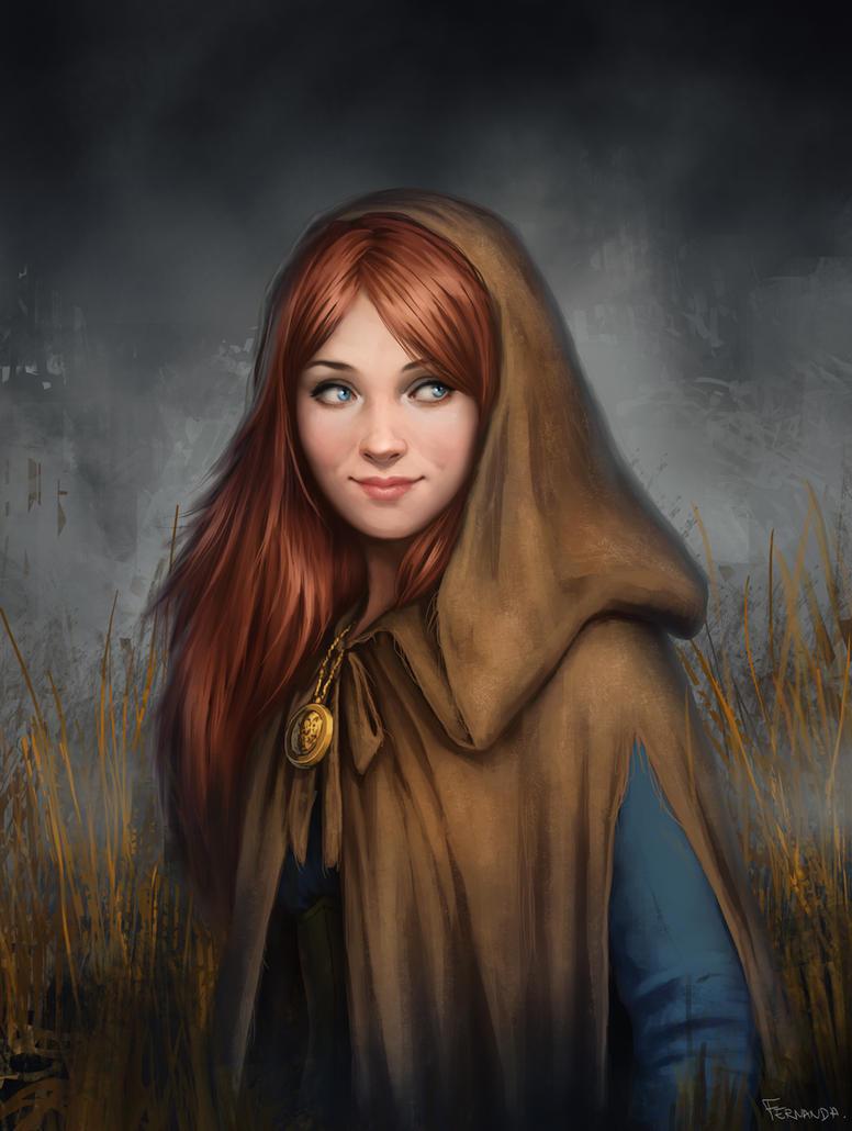 Isabelle by fdasuarez