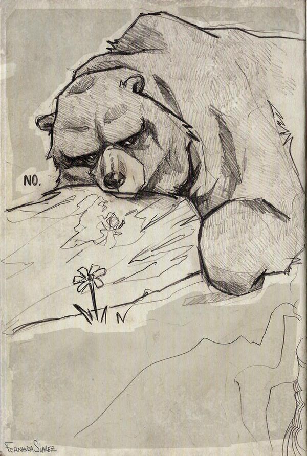 bear by fdasuarez