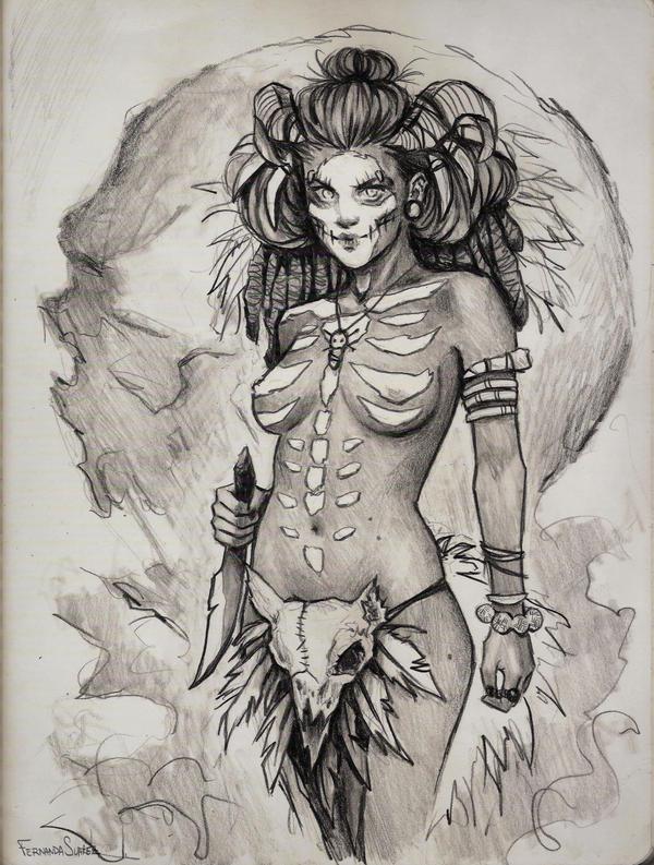 Voodoo by fdasuarez