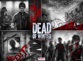 Dead of Winter scenes by fdasuarez